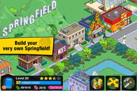 MrAppson - The Simpsons™: Tapped Out