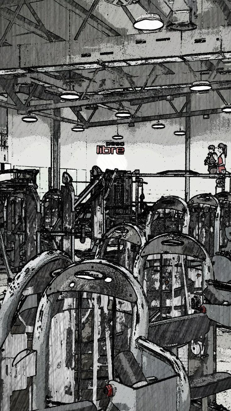 Sala de Fitness AltaFit Lugo