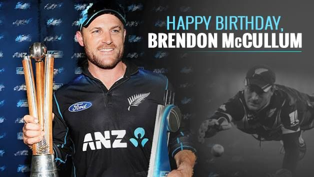 Happy Birthday Brendon McCullum - http://ift.tt/1ZZ3e4d