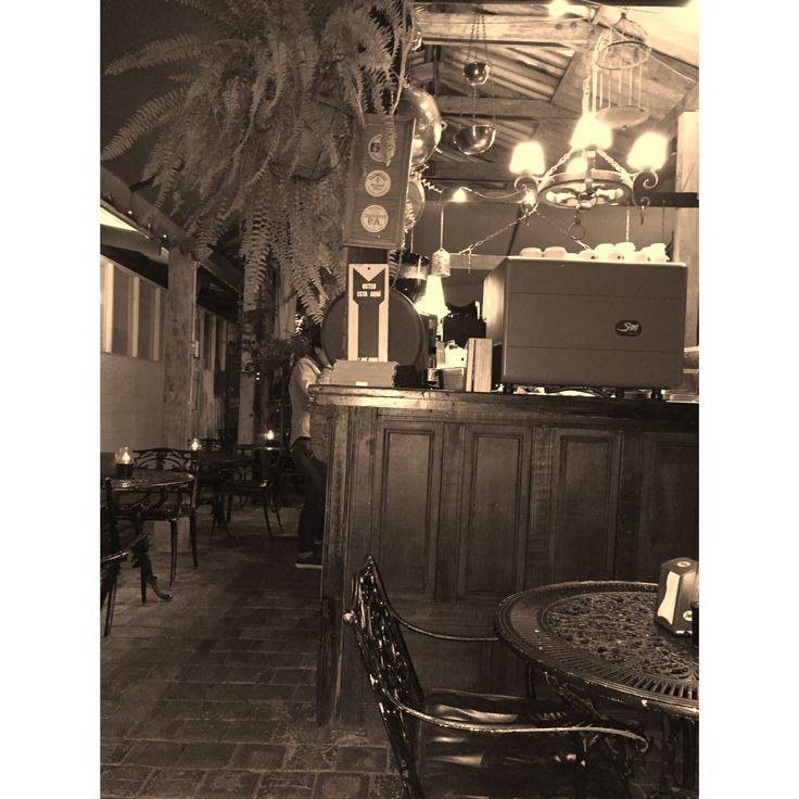 Café El Altillo.