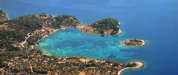 Vela Luka - coastal town