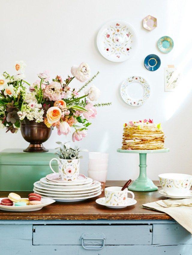 Mother's Day flower arrangement ideas