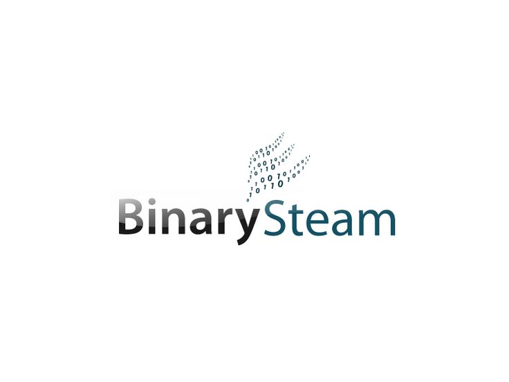 New Logo Wanted for BINARY STEAM Software by Paul Mestereaga