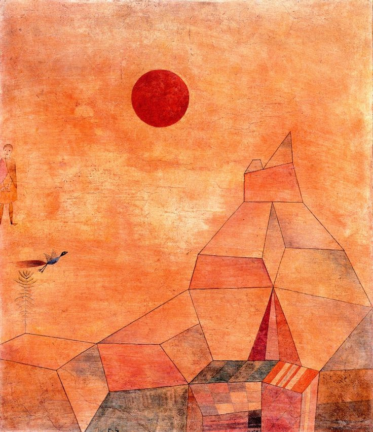Paul Klee ● Märchen                                                                                                                                                                                 Mais