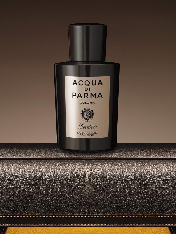 ACQUA DI PARMA COLONIA LEATHER finalista categoria miglior profumo di nicchia maschile