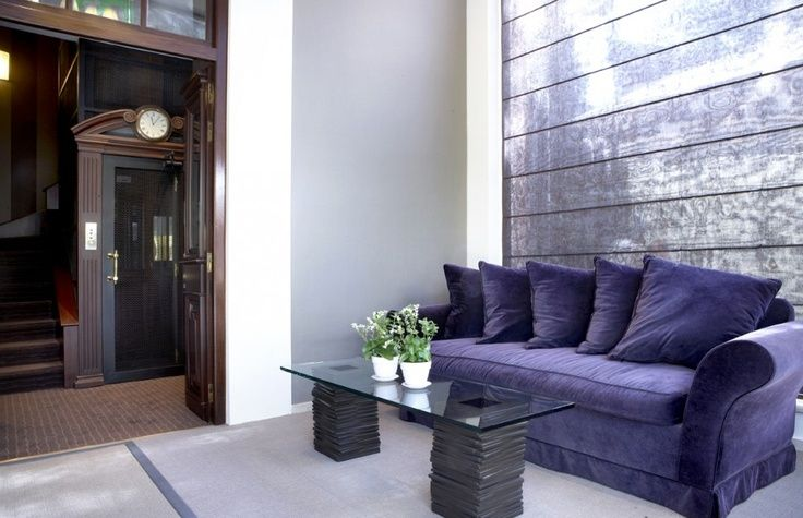 Delicate and graceful design welcomes you at Kefalari Suites!