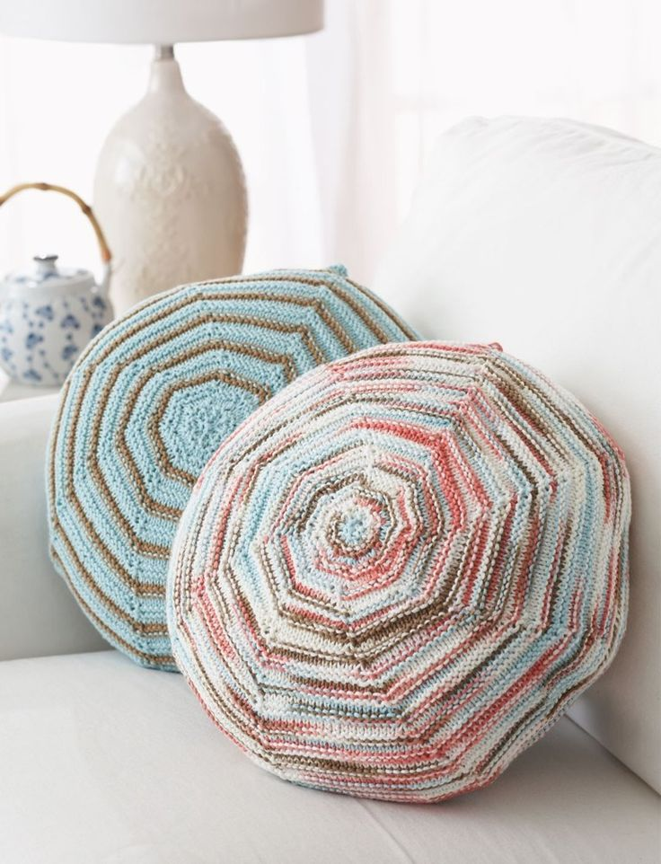 Zen Knitting Patterns : Best knitted cushion patterns images on pinterest