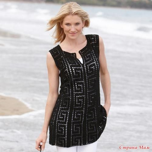 Греческое платье вязать крючком схема