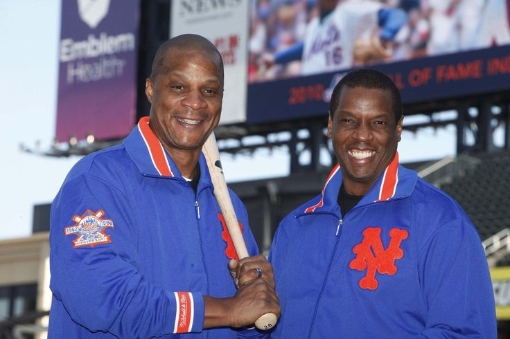 Darryl Strawberry & Doc Gooden