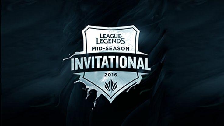 League of Legends - Mid Season Invitational Semi Finals Royal Never Give...