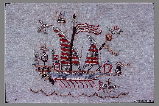 Towel - 18th century - Greek Islands - Skyros