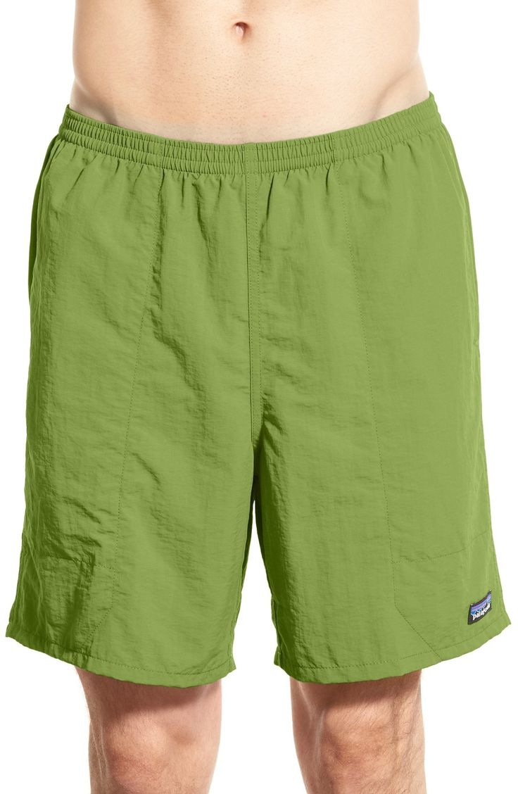 Patagonia 'Baggies Longs' Swim Trunks (7-Inch) available at #Nordstrom