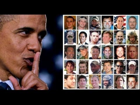 SEAL Team 6 Was Murdered ~ WHY HAVE'NT THE AMERICAN PEOPLE IMPEACHED THIS TREACHEROUS PRESIDENT, BARACK OBAMA?