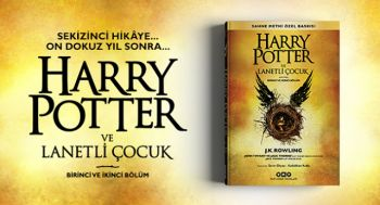 Harry Potter ve Lanetli Çocuk J. K. Rowling, Jack Thorne, John Tiffany Pdf E-Kitap Tanıtımı Sekizinci Hikâye. On Dokuz Yıl sonrasında...