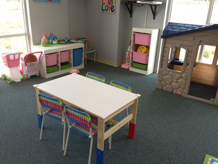 On Site Daycare Room Yoga Studio Pinterest Daycare Rooms Daycares And Daycare Ideas