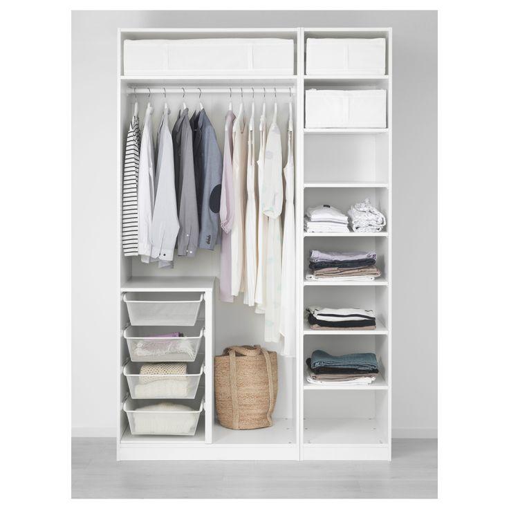 best 25 pax wardrobe ideas on pinterest. Black Bedroom Furniture Sets. Home Design Ideas