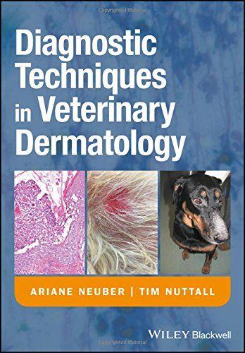 Diagnostic Techniques in Veterinary Dermatology Pdf Download e-Book