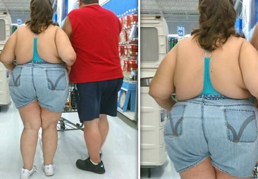 Funny Pictures at Walmart