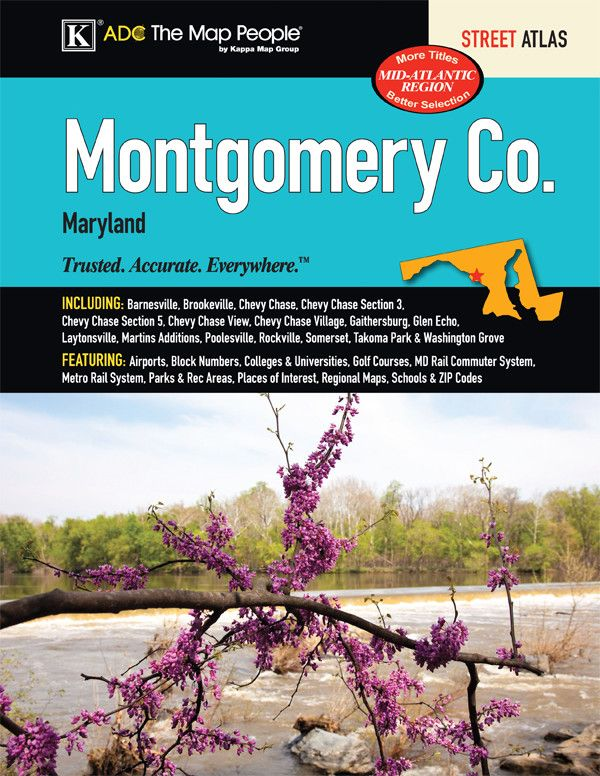 Montgomery County, Maryland Atlas