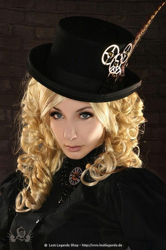 wacky hair styles 26 best piercings images on 8103 | 632e27726cede0dc7969aa7f8103d8ac steampunk costume women steampunk makeup