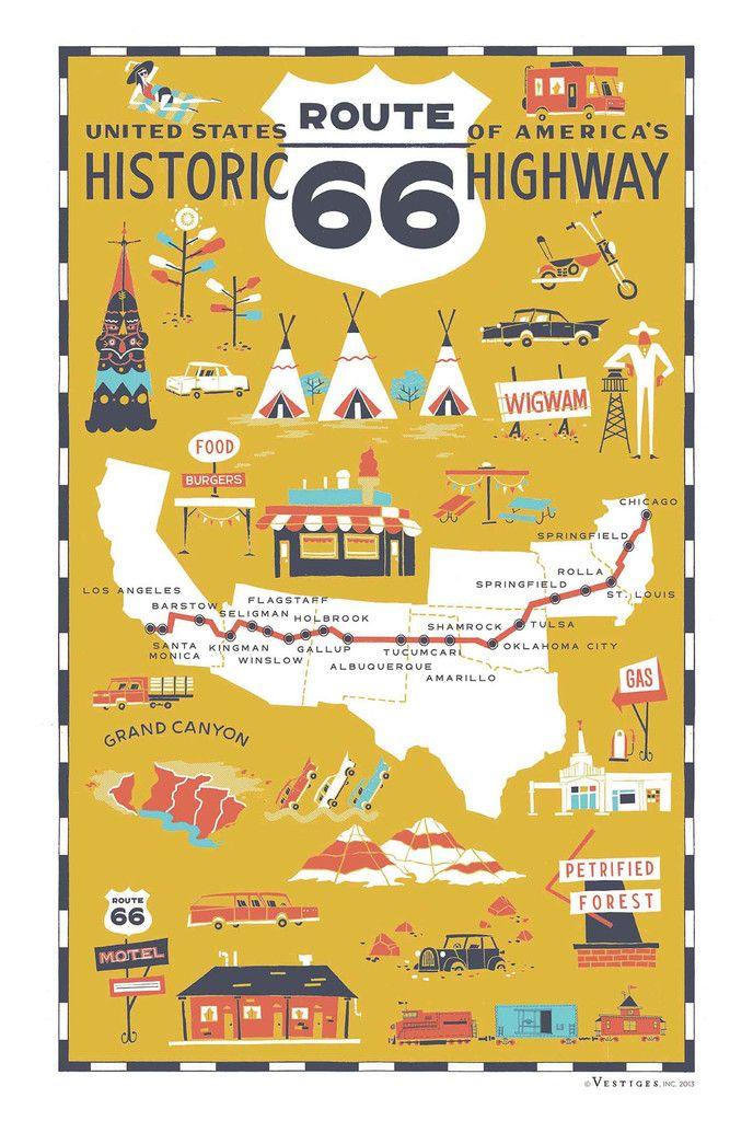 59 best images about route 66 decor on pinterest. Black Bedroom Furniture Sets. Home Design Ideas
