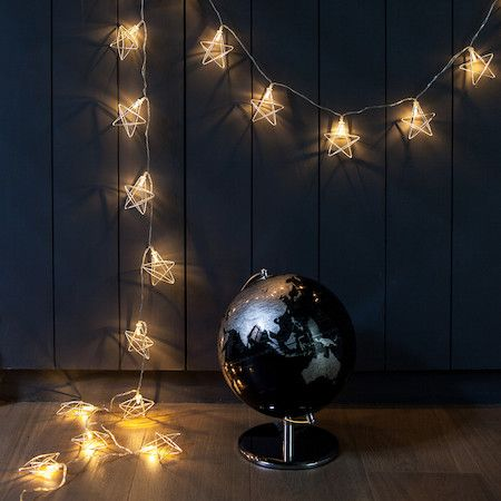 Best Christmas Star Lights Images On Pinterest Christmas - Star lights in bedroom