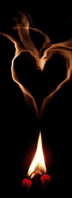 Love is a smoke raised with the fume of sighs, Being purged, a fire sparkling in lovers' eyes. (Shakespeare)