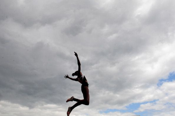 Shara Proctor, Anguillian long-jumper and holder of the British long jump record, jumps for more than joy at the #Olympics! Wish her success at Anguilla Facebook... https://www.facebook.com/photo.php?fbid=482771291752720=a.137020436327809.20606.117305311632655=1_id=1524438=0_comments=15