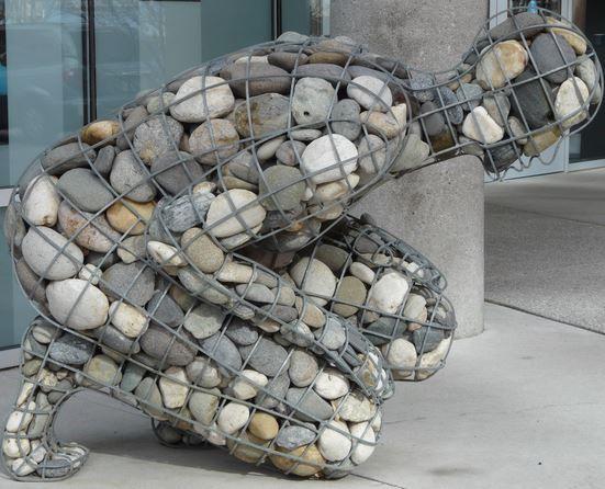 Décoration pierre