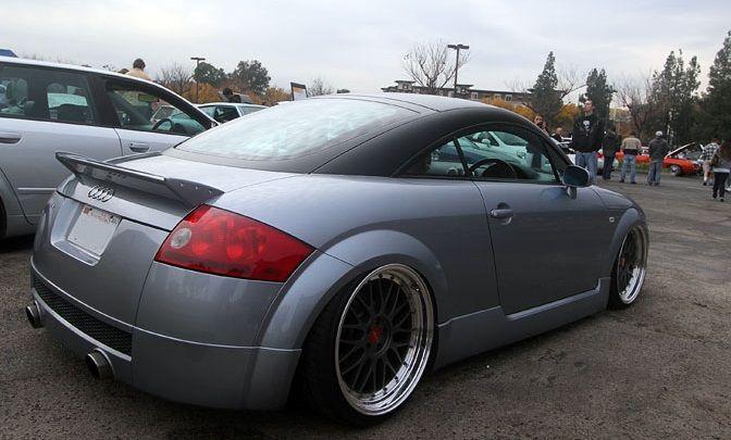 Audi tt custom tt 8n custom suv tuning audi tt for Audi tt 8n interieur tuning