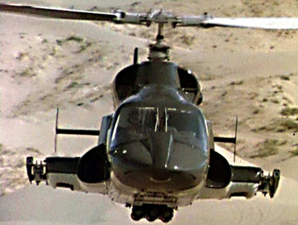 AIRWOLF staring Jan-Michael Vincent AS Stringfellow Hawke ...