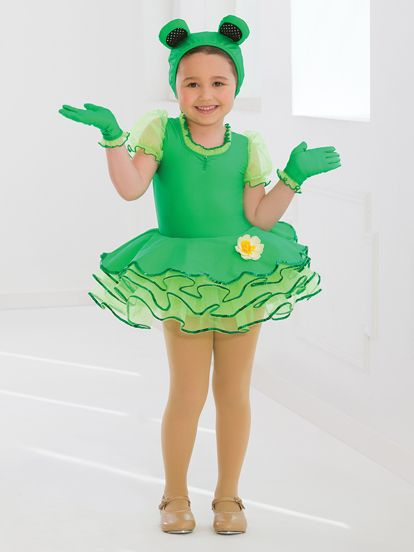 On My Pond   Revolution Dancewear Character Dance Recital Costume