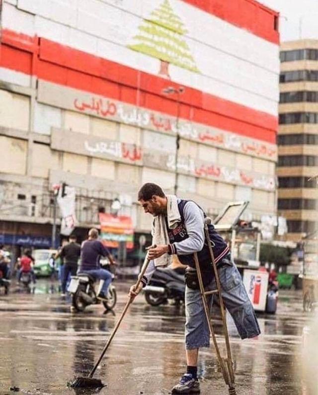 لبنان الكسيح يقف من جديد ويزيل رواسب تاريخه لبنان ينتفض طرابلس Lebanon Revolution Meet You