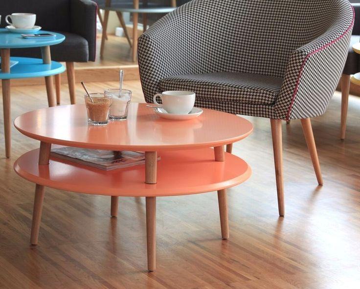 Coffee table UFO modern functional perfect fit design living room Ragaba low #Ragaba #Modern