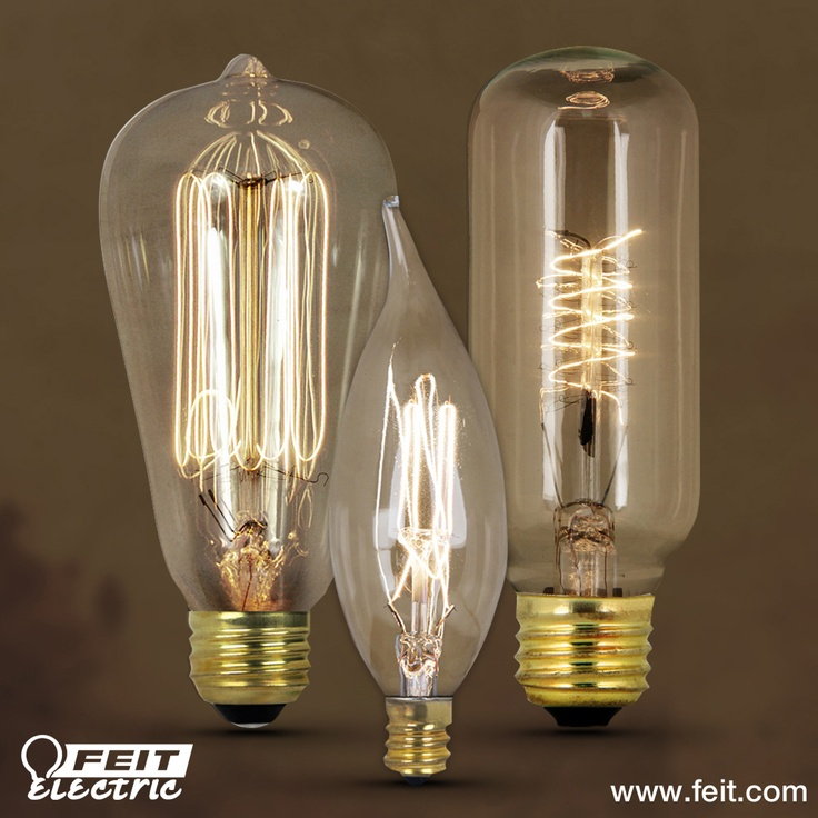 Feit Electric Led String Lights Delectable 10 Best Original Vintage Style Bulbs Images On Pinterest  Fashion Design Ideas