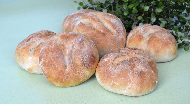 Potato Rolls by Scandinavian Bread