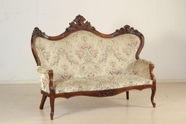 Sedie poltrone divani: Divano Luigi Filippo