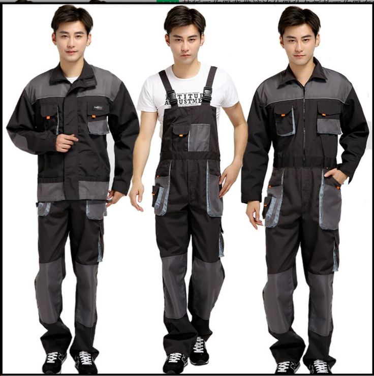 >> Click to Buy << S-4XL 2017 Men New Work wear bib pants coverall work wear set protective clothing Worker repair overalls Tooling Coverall #Affiliate