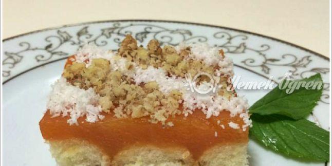 Bisküvili Havuç Pastası Tarifi – Bisküvili Havuç Pastası Nasıl Yapılır?