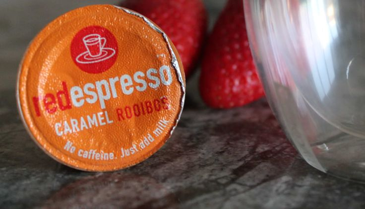 The Red espresso tea pod is tasty, delicous, and a must have!