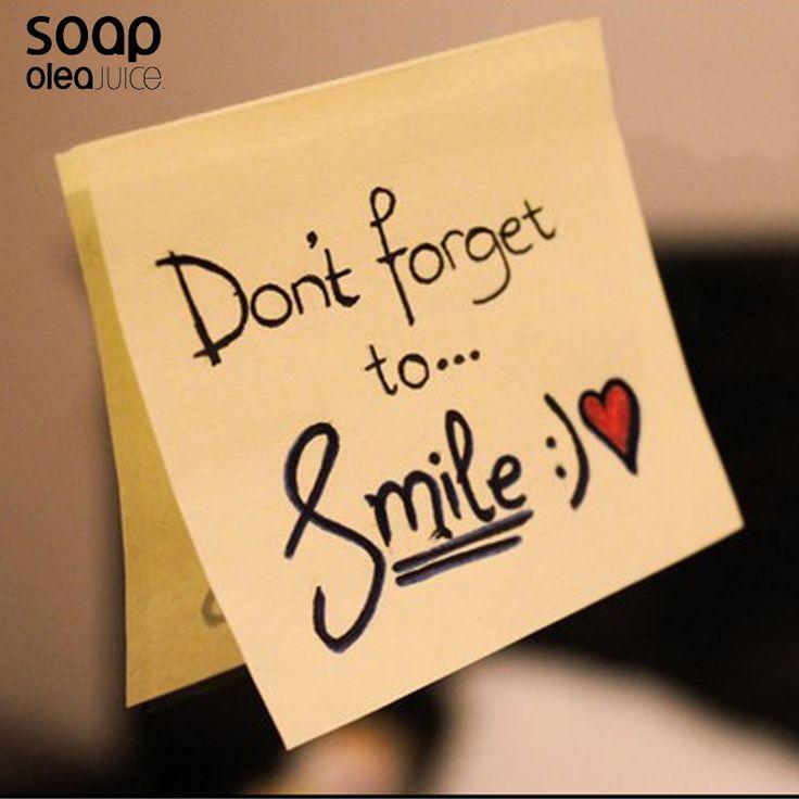 Το να χαμογελάς είναι το καλύτερο #beautytip που μπορούμε να σου δώσουμε! #dont #forget #to #smile