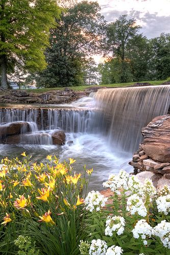 Hampton Cove Waterfall, Huntsville, Alabama