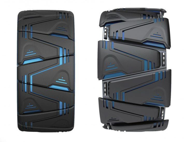 Kumho Maxplo Concept Tire Wins Design Award « Form Trends