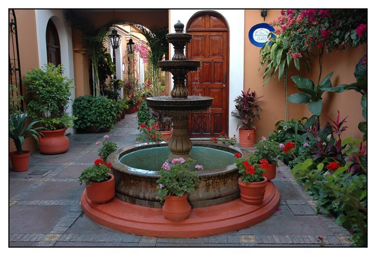 27 best images about love courtyard on pinterest for Mexican porch designs