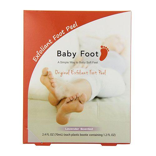 Baby Foot Deep Exfoliating Foot Peel