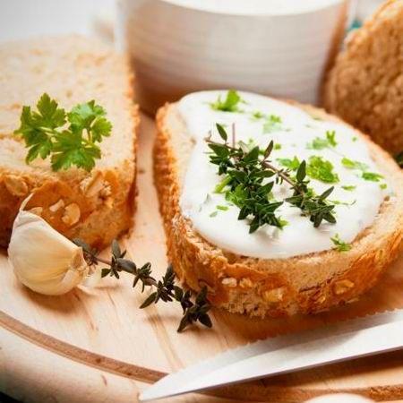 Fokhagymás sajtkrém Recept képpel - Mindmegette.hu - Receptek