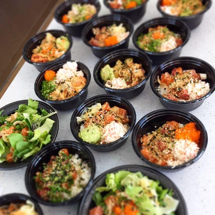 17 best ideas about poki bowl on pinterest poki recipe for Sushi grade fish near me