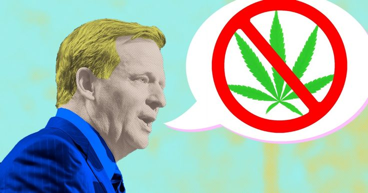 Roger Goodell's Dangerous Stance on Marijuana - The Ringer (blog)