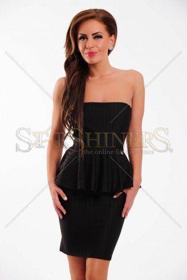 Rochie MissQ Pure Mirage Black