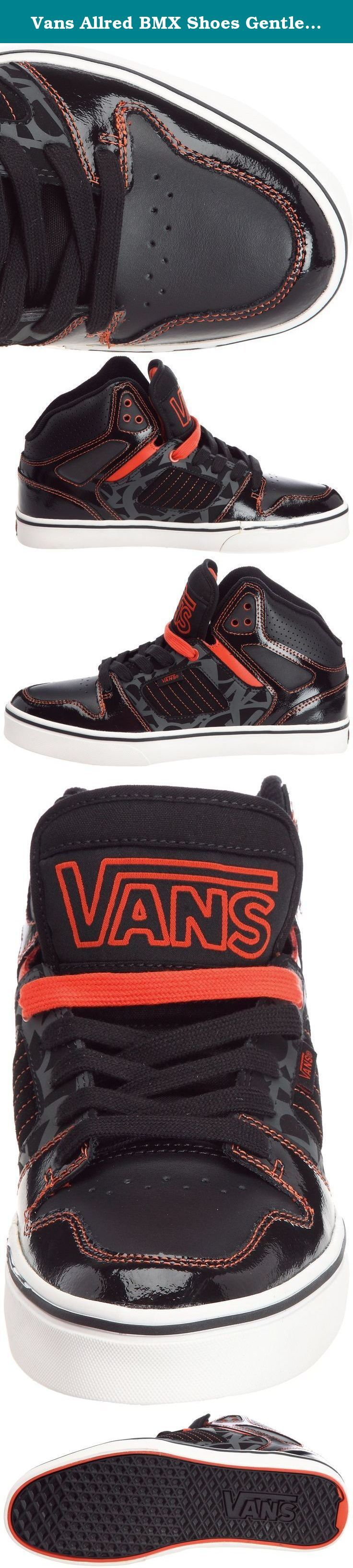 Vans Allred BMX Shoes Gentlemen black/white/raven black (Size: 47). Season: Year-round items Type/Intended use: BMX/DH Sole: Rubber, EVA Closure system: laces product specific size information: Normal Cut Fit: standard fit .